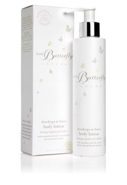 Lotion do ciała LITTLE BUTTERFLY Dewdrops at dawn - 200ml