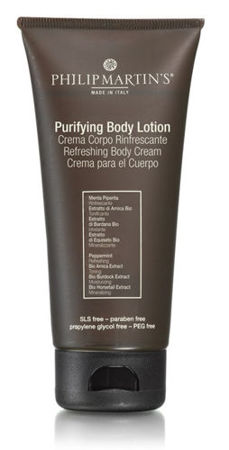PURIFYING BODY LOTION - nawilżający krem do ciała Philip Martin's - 200 ml