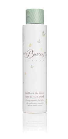Płyn do kąpieli LITTLE BUTTERFLY Bubbles in the breeze - 200ml