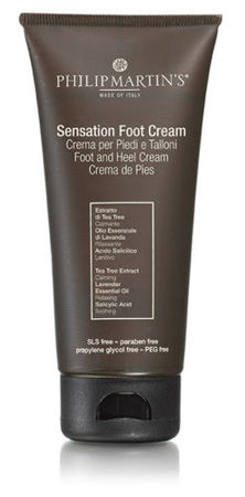 SENSATION FOOT CREAM - krem do stóp Philip Martin's - 200 ml