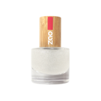 Lakier do paznokci Top Coat Glitter ZAO No.665